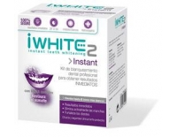 IWhite 2 Instant Kit de Blanqueamiento Dental Profesional 10 Moldes