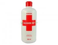 Interapothek Alcohol 96º Heridine 500 ml