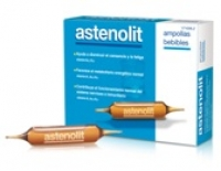 Astenolit 12 Ampollas Bebibles de 10 ml de Solución Oral