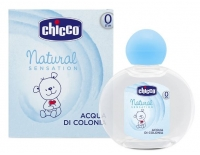 Chicco Baby Natural Sensation Agua Perfumada Sin Alcohol 100 ml