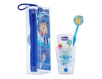 Chicco Baby Set Dental +36 Meses Azul