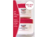 Eucerin pH5 Crema Hidratante 100 ml + REGALO 75 ml