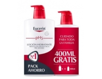 Eucerin pH5 Loción Corporal 1 Litro + REGALO 400 ml