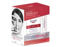 Eucerin Hyaluron-Filler Volume-Lift Crema Día Piel Normal-Mixta FPS15 50ml+REGALO Contorno 15ml