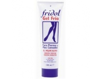 Fridol Gel Frío Para Piernas y Pies Cansados 150 ml
