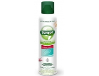 Funsol Spray Desodorante Antitranspirante Pies 150ml + 50ml REGALO