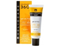 HELIOCARE 360º Solar Facial Gel Oil-Free Efecto Mate (SPF50+) 50 ml