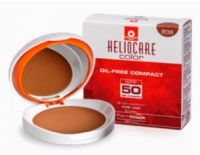 HELIOCARE Color Compacto Oil-free Facial Color Brown (SPF50) 10 gr