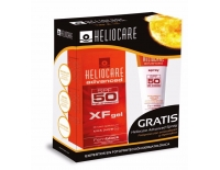 HELIOCARE Advanced XF Solar Facial Gel (SPF50) 50 ml + REGALO Spray Corporal (SPF50) 75 ml