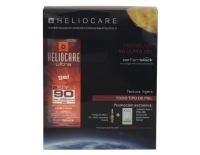 HELIOCARE Solar Facial Ultra Gel (SPF90) 50 ml + REGALO Endocare-C 7 Ampollas + 3 Mascarillas Monodosis