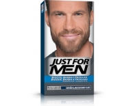 Just For Men Bigote Barba Patillas Castaño Claro