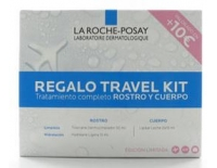 Regalo Kit Travel por la compra de 2 productos de La Roche Posay.