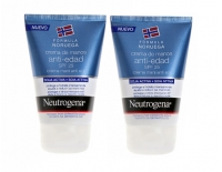 Neutrogena Manos DUPLO Anti-edad  SPF 25 50 ml + 50 ml