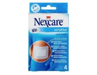 3M Nexcare Sensitive Apósito Estéril 4 Unidades 76,2 x 101 mm