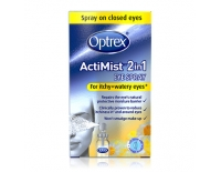 Optrex Actimist 2 en 1 Spray Ocular Ojos con Picor y Lagrimeo 10 ml