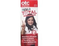 OTC Antipiojos Fórmula Total 2 Minutos Spray Sin Insecticidas 125 ml