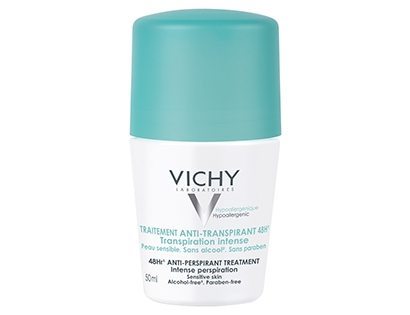 Vichy Desodorante Antitranspirante 48 Horas Regulador 50 ml Roll-on